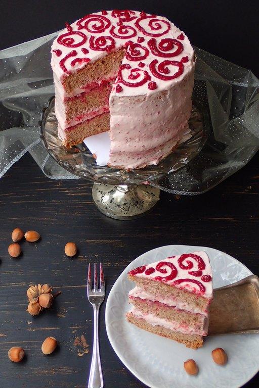 Bezlepková pohánková torta