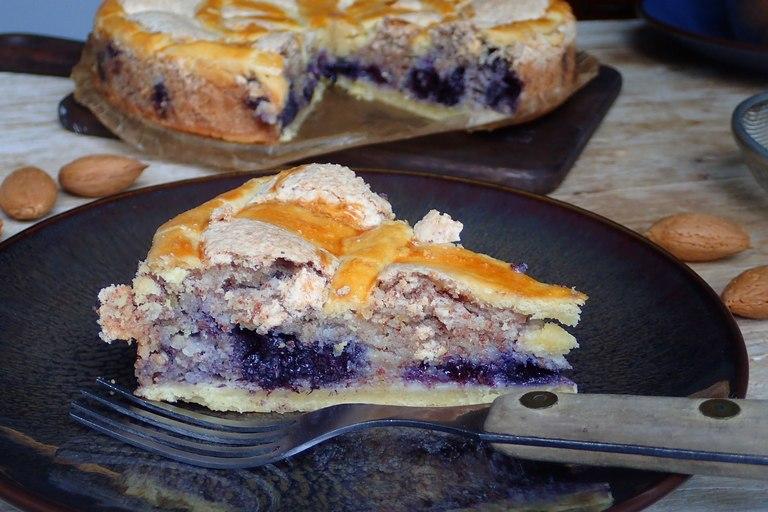 Mriežkový koláč