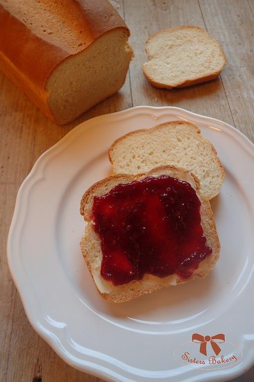 Toastový chlieb americký biely