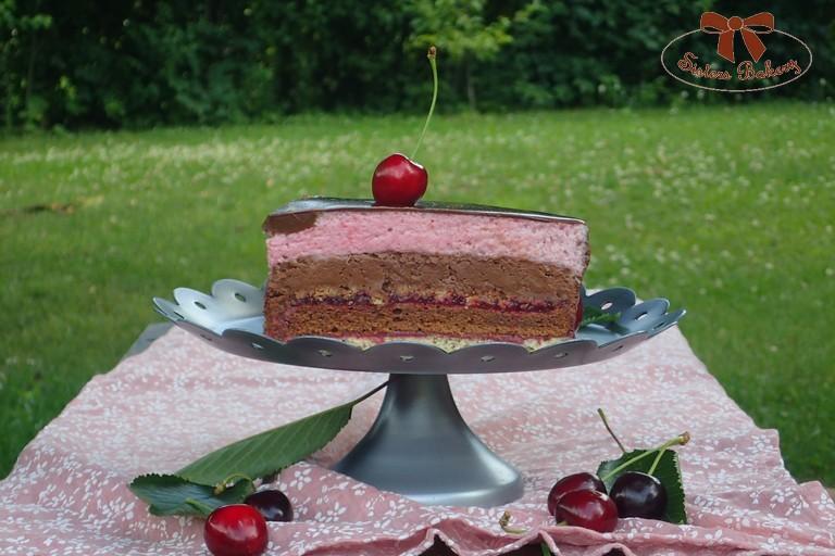 Čerešňová torta pre náročných – pre nášho Adama
