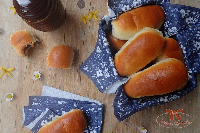 Desiata pre deti – kysnuté medové pečivká s plnkou