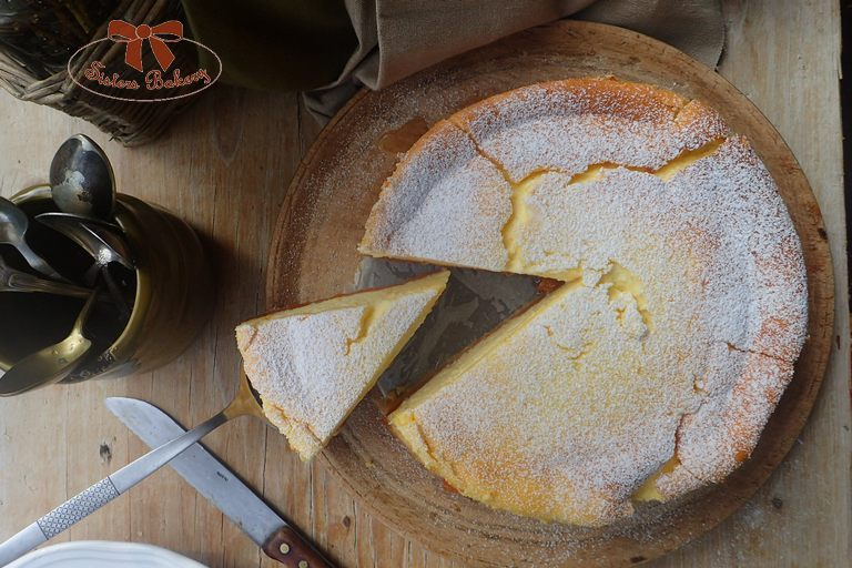 Tvarohový koláč s marhuľami