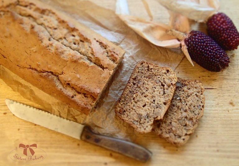 Perníkový chlebík z ražnej múky