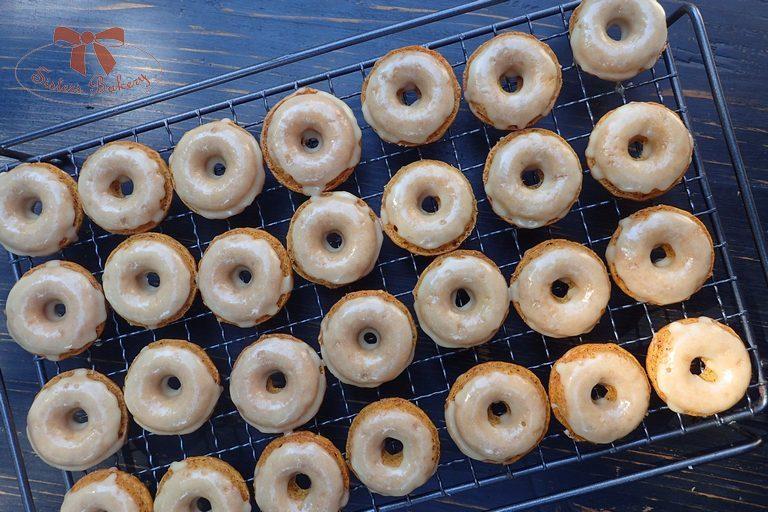 Tekvicové pečené šišky pre deti