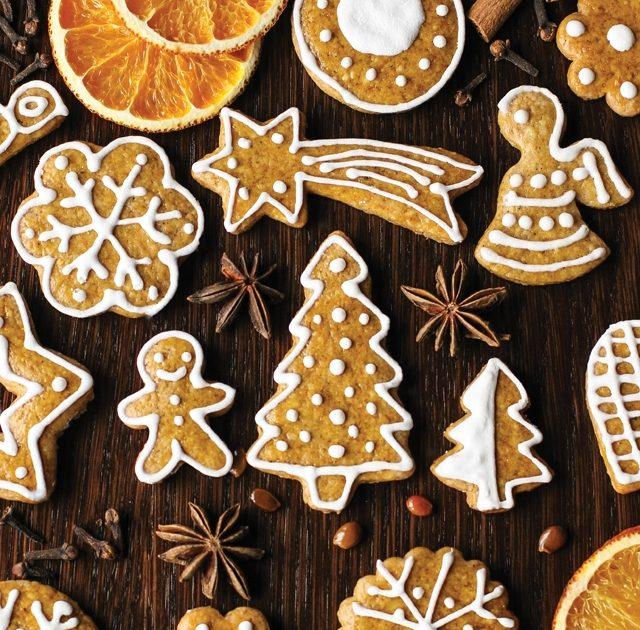 Vianočné medovníky – hneď mäkké