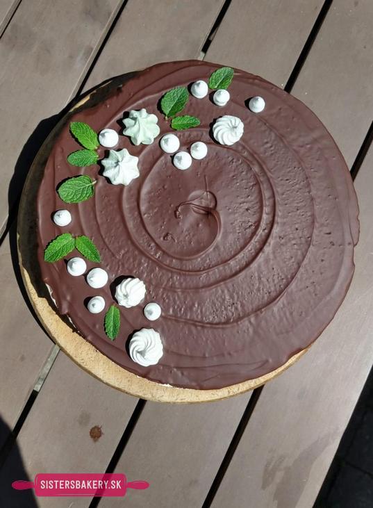 kakaová torta