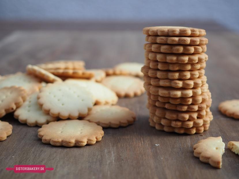 domáce kekse Albertky