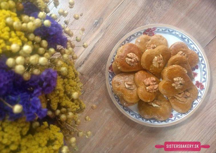 Ražné pomarančové perníky