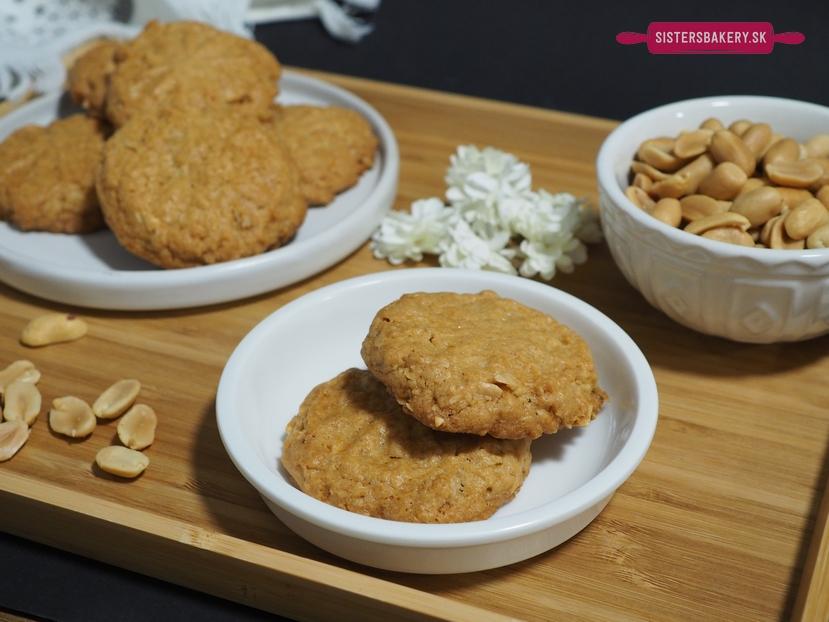 Arašidové keksíky