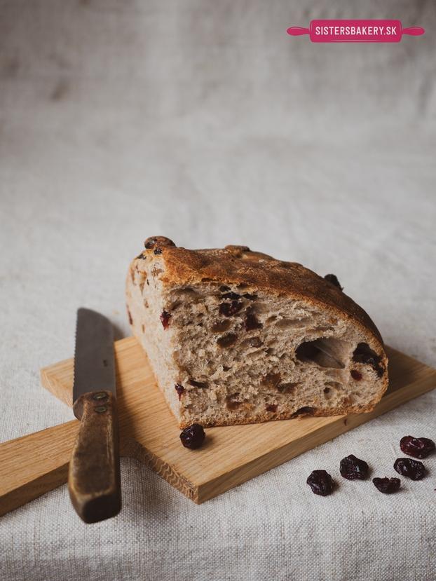 škoricový chlieb