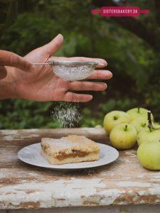 jablkové pité