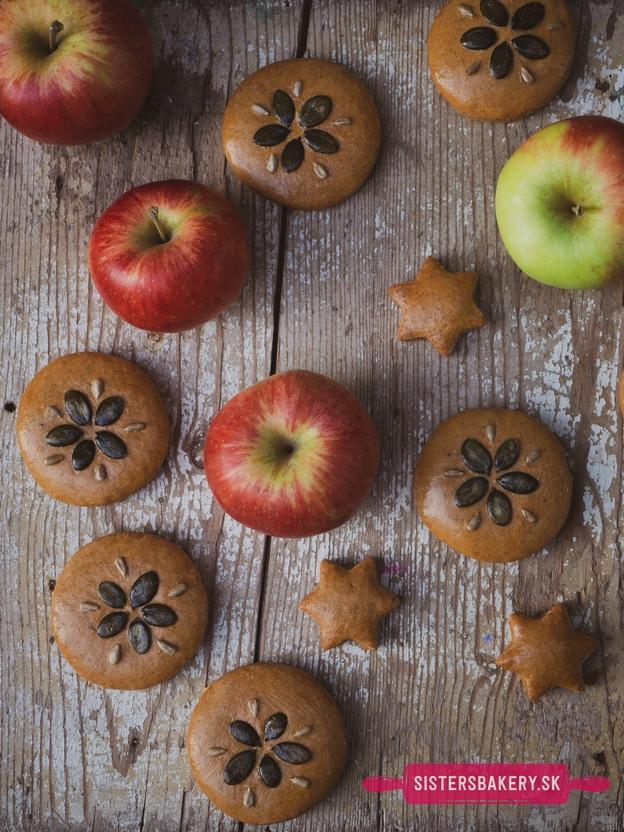 Jablkové perníky