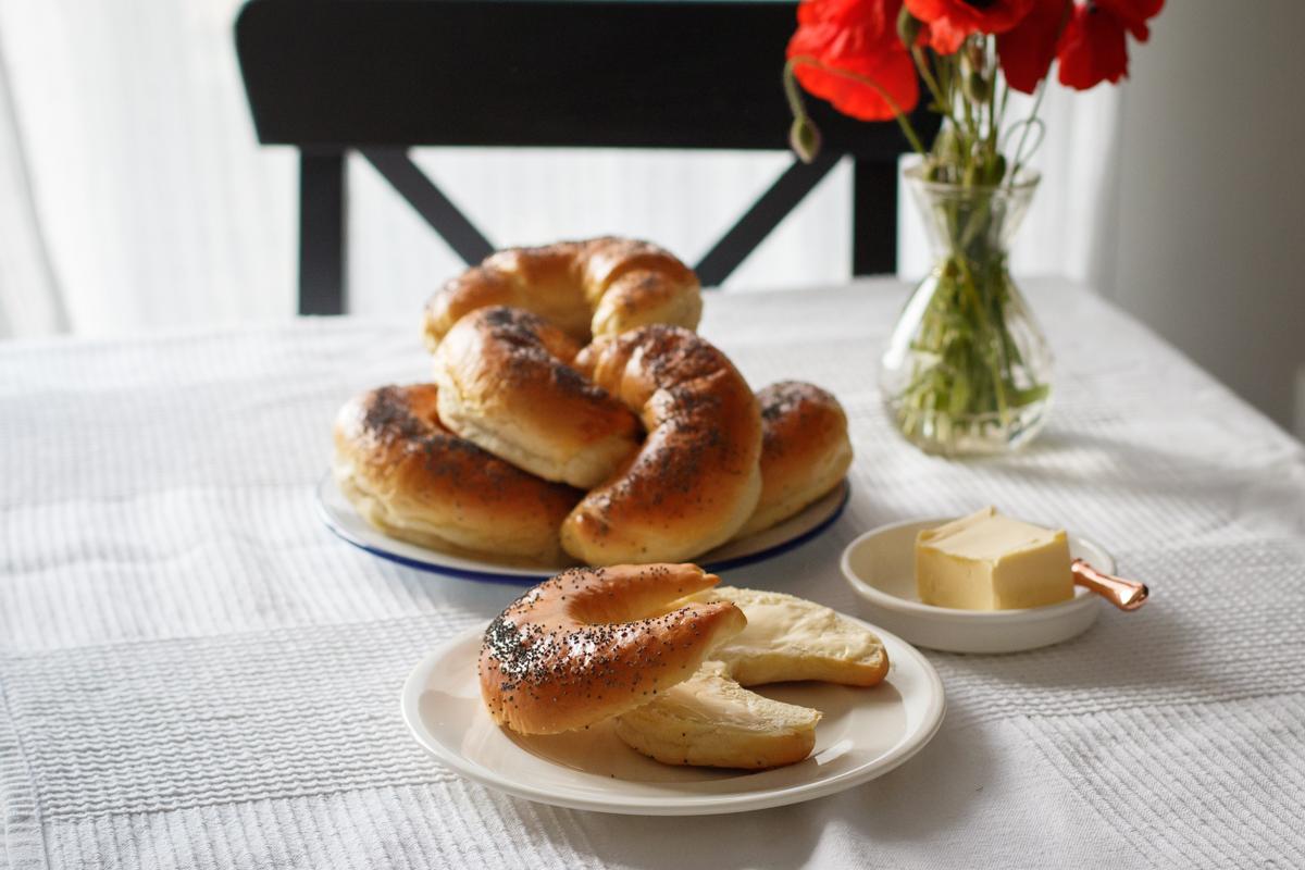 Makové recepty od Sisters Bakery