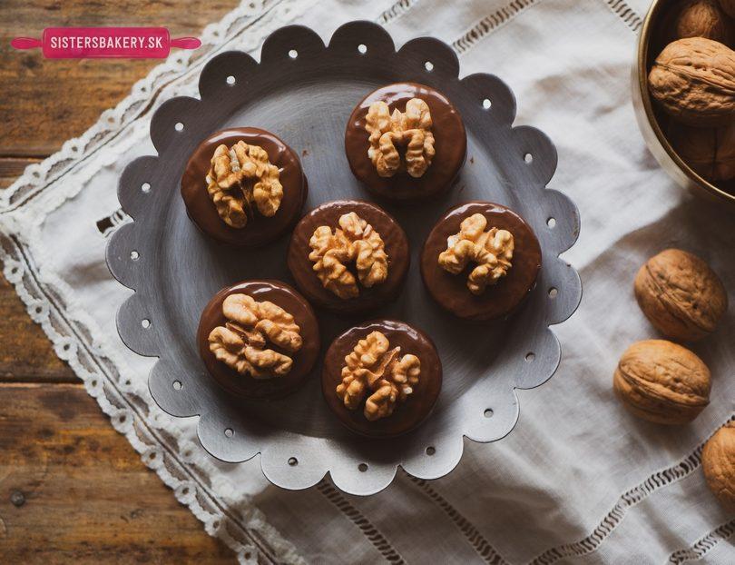 Čokoládové linecké koláčiky – Išelské tortičky
