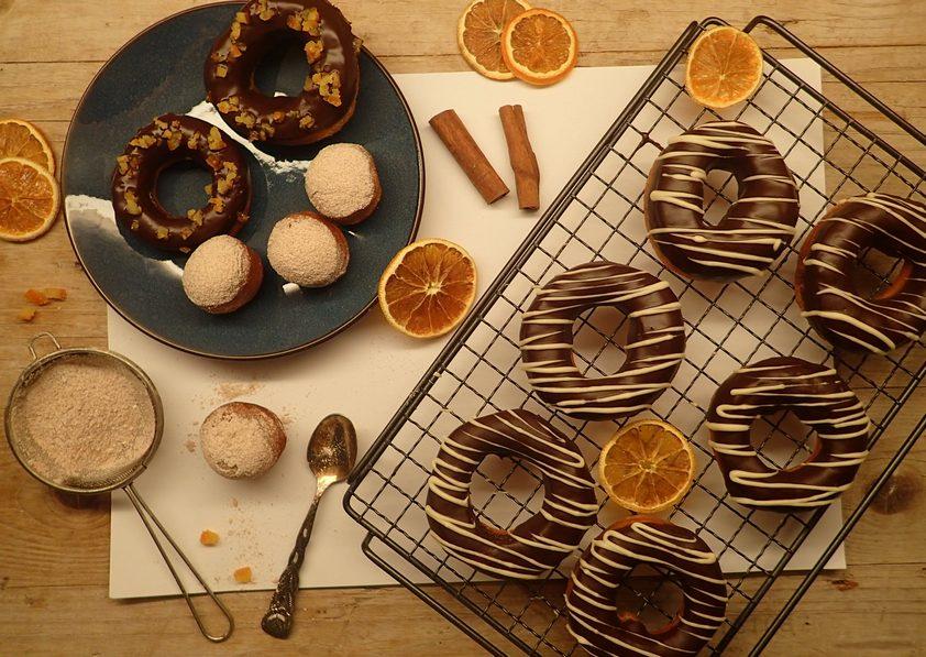 Šišky donuts