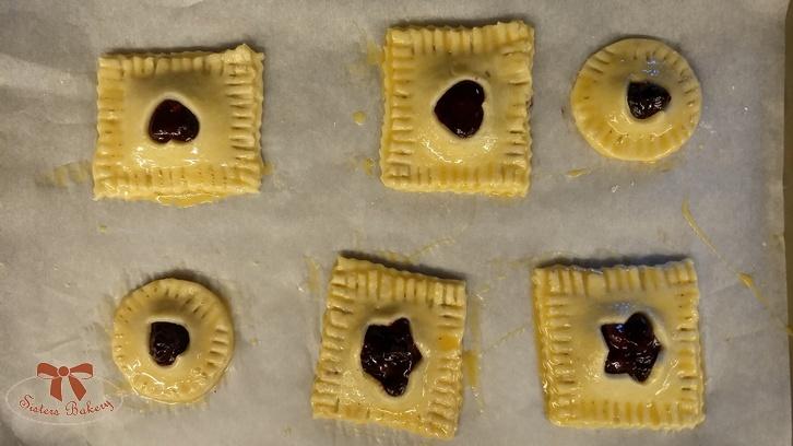 Čučoriedkové koláčiky
