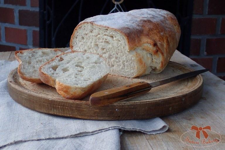Pivný chlieb – domáci biely chlieb s chrumkavou kôrkou