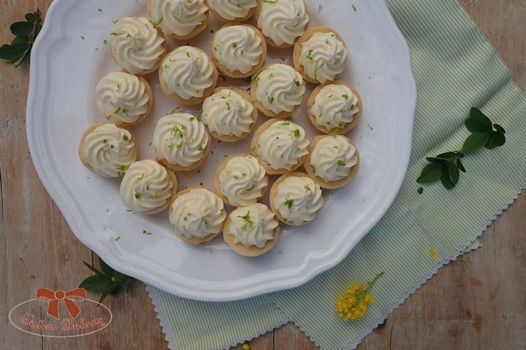 Citrónové koláčiky
