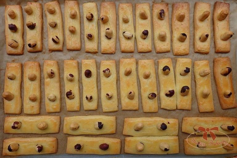 Krehké keksíky