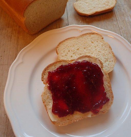 Toastový chlieb biely na americký spôsob