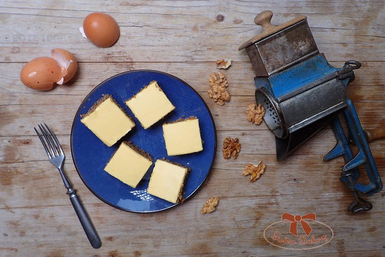 Žĺtkové rezy alebo jarné orechové rezy