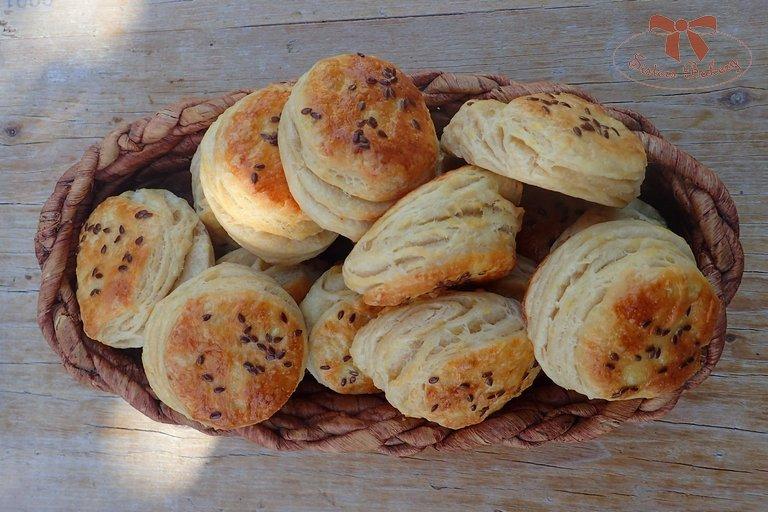 Zemiakové pagáče od Sisters Bakery
