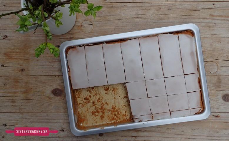 Jednoduchý bezlepkový orechový koláč