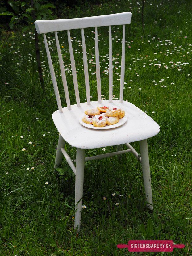rebarborové koláčiky