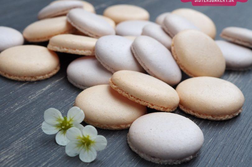 Francúzske makrónky recept č.2