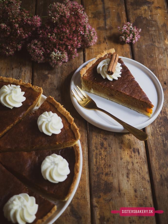 Tekvicový koláč Pumpkin pie