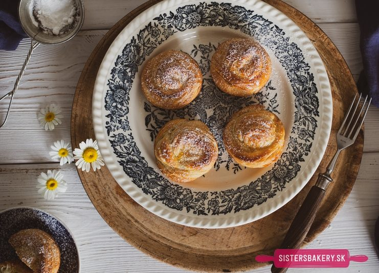 Cruffin – muffin skrížený s croissantom