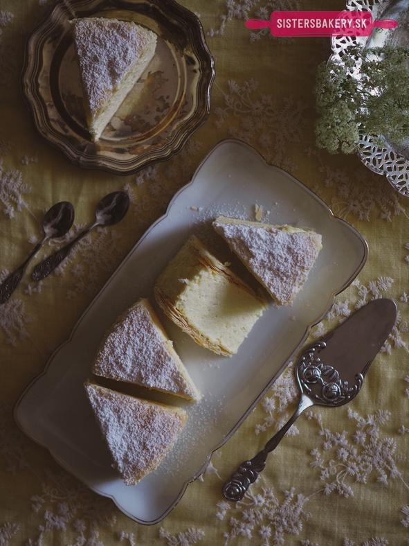krémešová torta