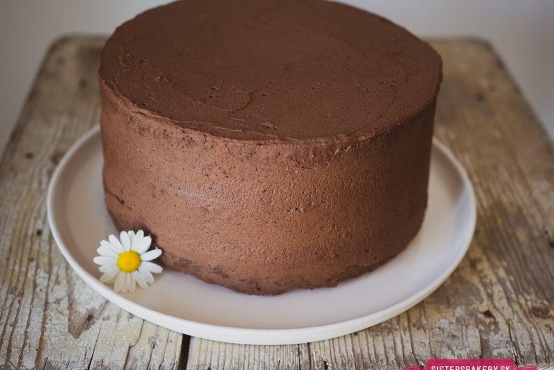 Čokoládová torta zaneprázdnenej mamy